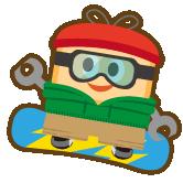 スノーボード1個